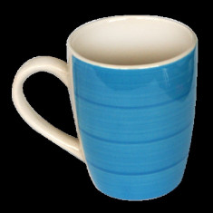 Cana ceramica, 390ml, albastra, Keramik, 0121109,