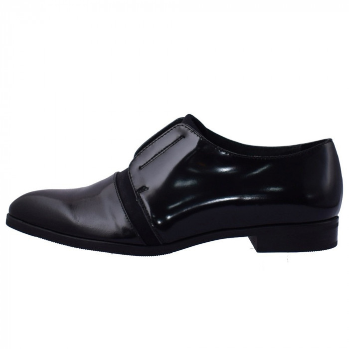 Pantofi dama, din piele naturala, marca Gino Rossi, DWH282-S48-01-32, negru 40