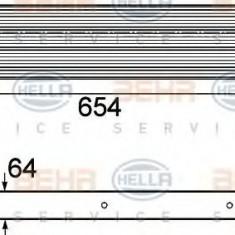 Radiator intercooler NISSAN X-TRAIL (T31) (2007 - 2013) HELLA 8ML 376 746-611