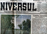Universul, 2 iunie 1939 - ziar 16 pagini