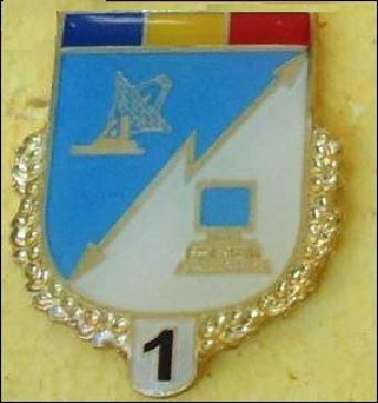 insigna militara, specialist cls.1, IT foto