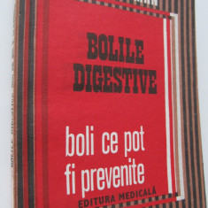 Bolile digestive boli ce pot fi prevenite - Ion Gherman