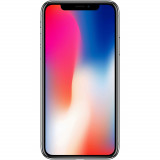 IPhone X 64GB LTE 4G Negru Factory Refurbished 3GB RAM, 12 MP, Apple