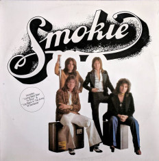 VINIL  Smokie ‎– Smokie   LP VG+ foto