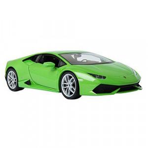 Masinuta Lamborghini Huracan LP610-4 Verde Scara 1:38