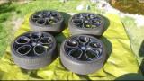 Jante Xtreme - Skoda Octavia/Superb/Karoq/Kodiaq/VRS cu anvelope R19, 19, 8, 5
