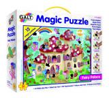 Puzzle pentru fetite Galt Palatul zanelor, 50 piese, 4-8 ani