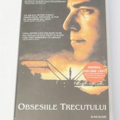Caseta video VHS originala film tradus Ro - Obsesiile Trecutului
