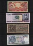 Set #27 7 bancnote de colectie 1923 - 2011, America Centrala si de Sud