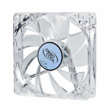 Ventilator/cooler 120mm Carcasa LED rosu, DeepCool Xfan 120L/R
