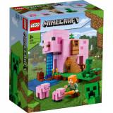 LEGO® Minecraft™ - Casa purcelusilor (21170)