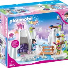 Playmobil Magic - Ascunzatoarea de cristal