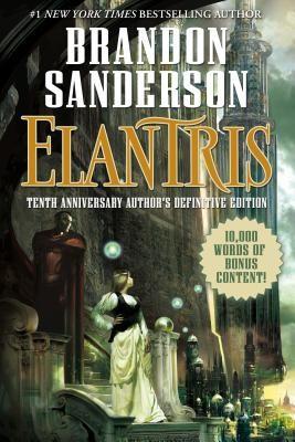 Elantris: Tenth Anniversary Special Edition foto