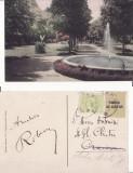 Braila -Lacu Sarat- Parcul Englez, Circulata, Printata