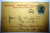 P.038 MUNCHEN 1902 GOETHE SCHILLER, Circulata, Printata