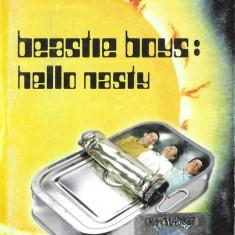 Caseta Beastie Boys – Hello Nasty, originala, holograma