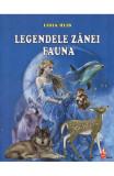 Legendele zanei Fauna, Lidia Hlib