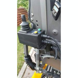 Scaun cu rotile electric