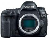 Aparat Foto D-SLR Canon EOS 5D Mark IV Body, Filmare 4K, Procesor DIGIC 6+, WiFi, NFC, GPS (Negru)