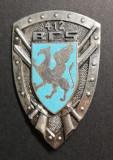 Insigna Regimentala Batalionul 412 Comanda și Servicii Franța Bertrand G2347