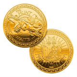 Jucarie Coin Gold Monster Hunter