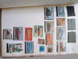Clasor timbre căile ferate internaționale