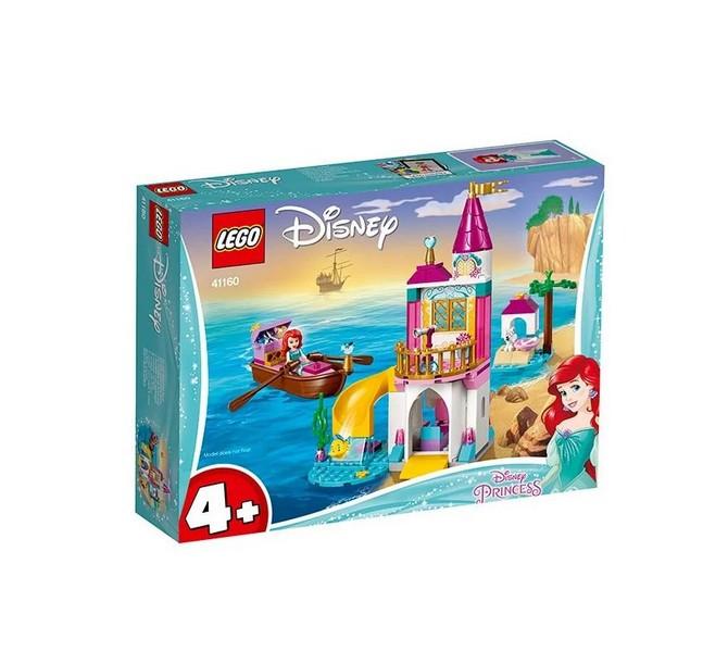 Set de constructie LEGO Disney Princess Castelul de la mare al lui Ariel