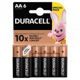 Set 2 baterii Basic AA Duracell, LR06