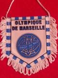 Fanion fotbal - OLYMPIQUE MARSEILLE (Franta)