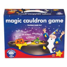 Joc educativ - Cazanul magic