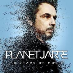 Jean Michel Jarre Planet Jarre Best Of Delux ed (2cd)