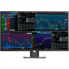 Monitor LED DELL P4317Q 43 inch 4K 8ms black-silver