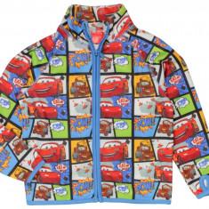Hanorac din polar pentru baietei Disney Cars DISC 52182392, Multicolor