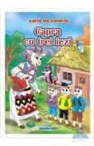 Capra cu trei iezi - Carte de colorat ed. 2012 (2.5)