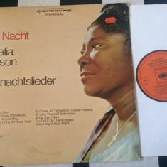 mahalia jackson stille nacht Silent Night disc vinyl lp gospel cbs records 1966