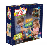 Bormasina Magica- Set reflectorizant PlayLearn Toys