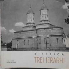BISERICA TREI IERARHI - N. GRIGORAS
