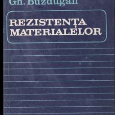 Rezistenta materialelor_Gh. Buzdugan * cod T1