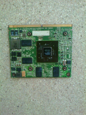 Placa video defecta laptop Acer Aspire 8735 foto