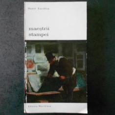 HENRI FOCILLON - MAESTRII STAMPEI