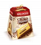 Cozonac italian Pandoro Cioko Panna Balocco 800g