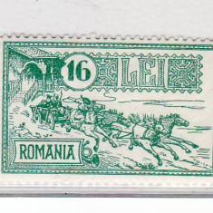 Romania    1932   30  ani de la inaugararea   Palatului  P.T.T.