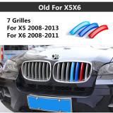 Emblema grila BMW X5 e70 08-13 sau x6 e71 08-11 ornament auto