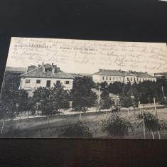 Targu Mures Ferencz Jozsef Laktanya, Circulata, Fotografie