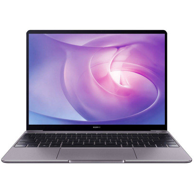 Laptop Huawei Matebook 13 2020 13 inch Touch Intel Core i7-10510U 16GB DDR4 512GB SSD nVidia GeForce MX250 Windows 10 Home Gray foto