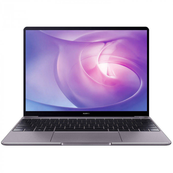 Laptop Huawei Matebook 13 2020 13 inch Touch Intel Core i7-10510U 16GB DDR4 512GB SSD nVidia GeForce MX250 Windows 10 Home Gray