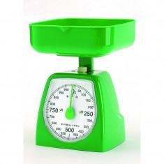 Cântar mecanic pentru bucătărie, Grunberg, 5 kg