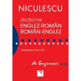 Dictionar englez-roman/roman-englez de buzunar - Georgeta Nichifor