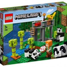 LEGO Minecraft - Cresa ursilor panda 21158