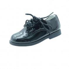 Pantofi eleganti baietei MRS S101N1, Negru